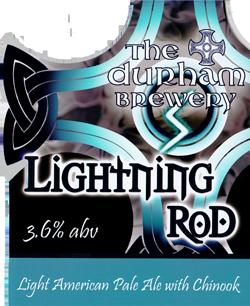 Lightning Rod - The Durham Brewery